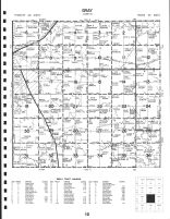 Code 10 - Gray Township, Pipestone, Pipestone County 1999